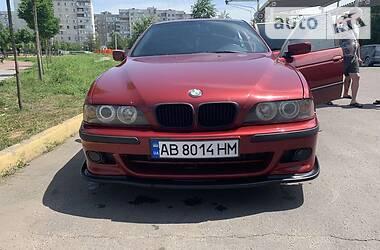 Седан BMW 520 2000 в Кременчуці