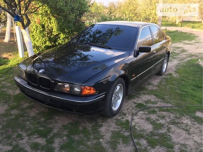 BMW 523 1998 в Рокитному