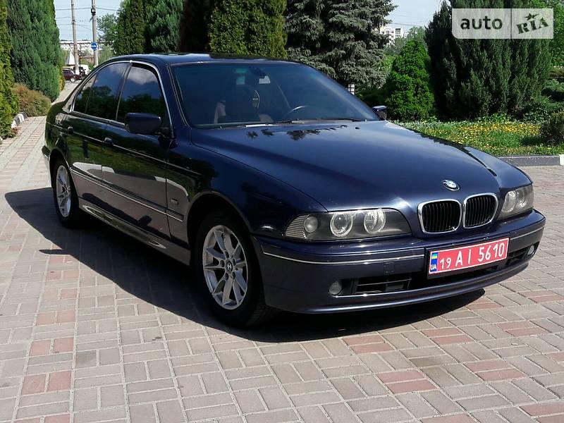 BMW 523 2003 в Сумах