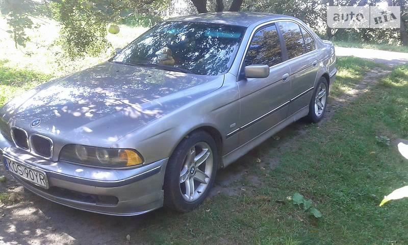 BMW 5 серия 1997 года в Полтаве
