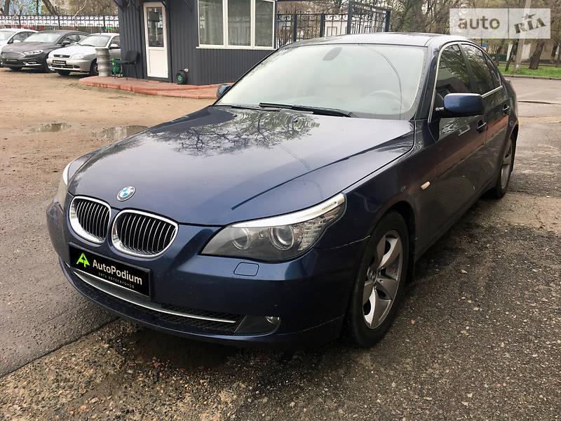 BMW 5 серия 2008 року в Миколаїві