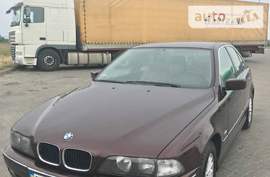 BMW 523 1996 в Новомосковске