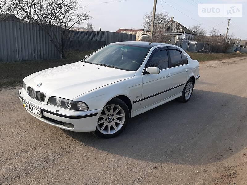 BMW 523 1998 в Новопскове