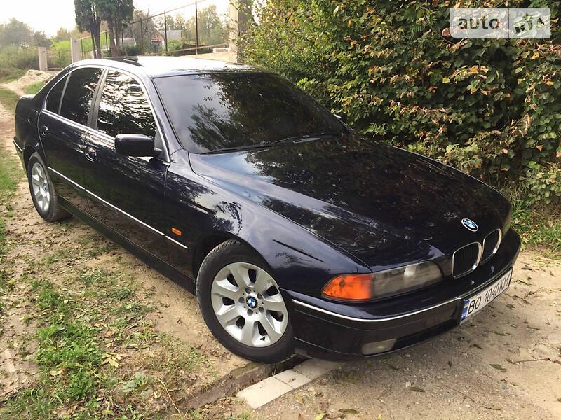 BMW 523 1999 в Кременце
