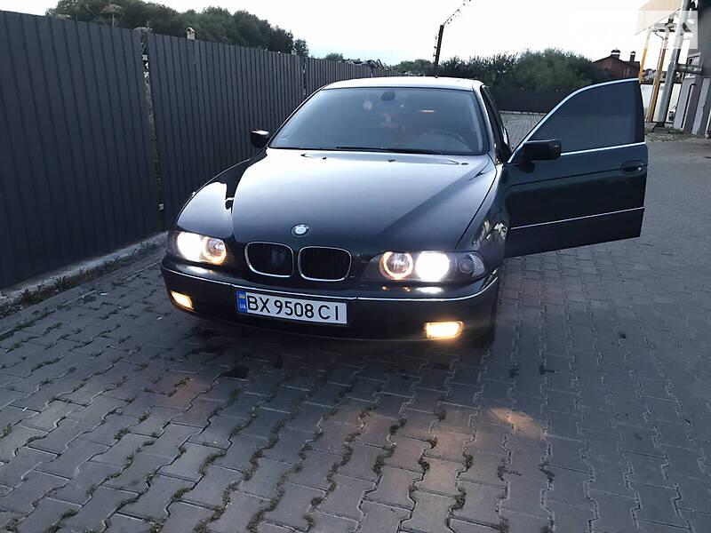 BMW 523 2000 в Хмельницькому