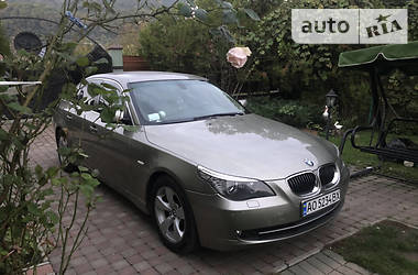 BMW 523 2005 в Хусте