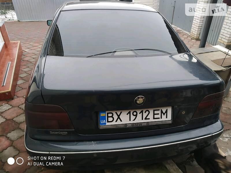 BMW 523 1997 в Хмельницком