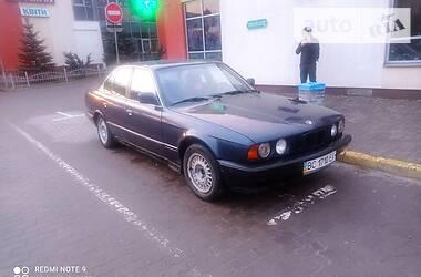 BMW 524 1991 в Львові