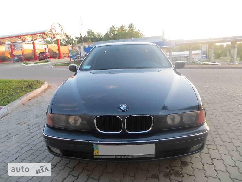 BMW 525 1999 в Львове