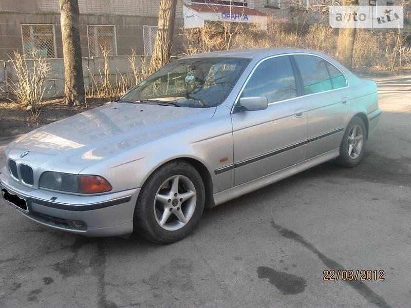 BMW 525 1996 в Олевске