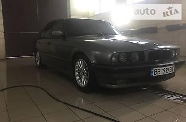 BMW 525 525i VANOS 1990