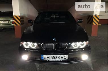 BMW 525 2001 в Одессе