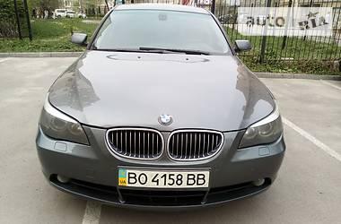 BMW 525 2007 в Тернополе