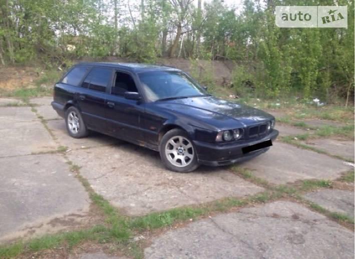 BMW 525 1995 в Пустомытах