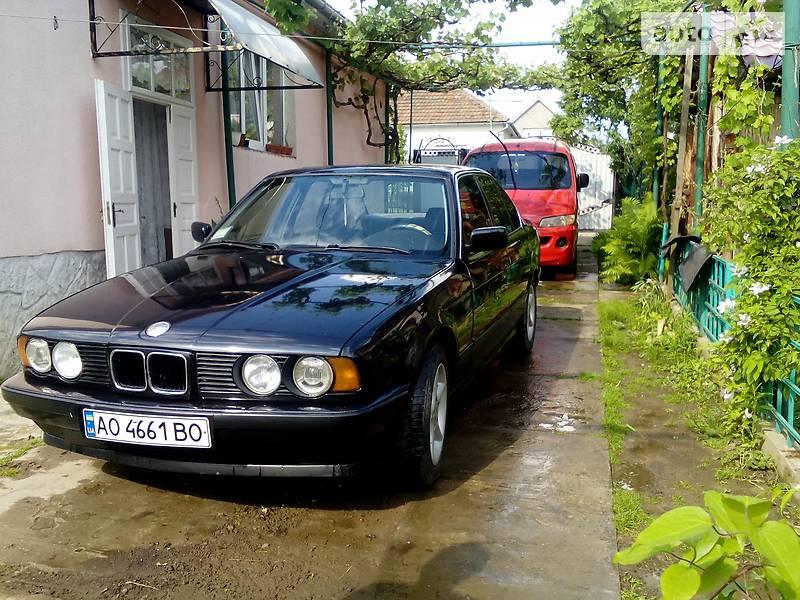 BMW 525 1989 в Мукачево
