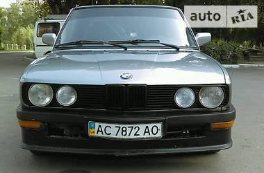 BMW 525 1986 в Луцке