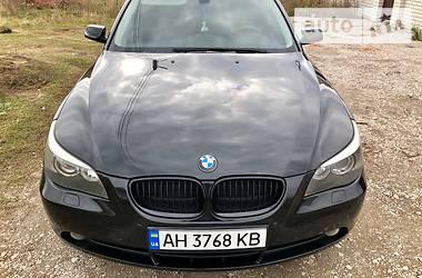 BMW 525 2004 в Мариуполе