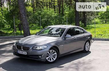 BMW 525 2013