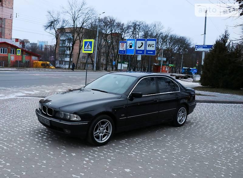 BMW 5 серия 1997 года в Хмельницке