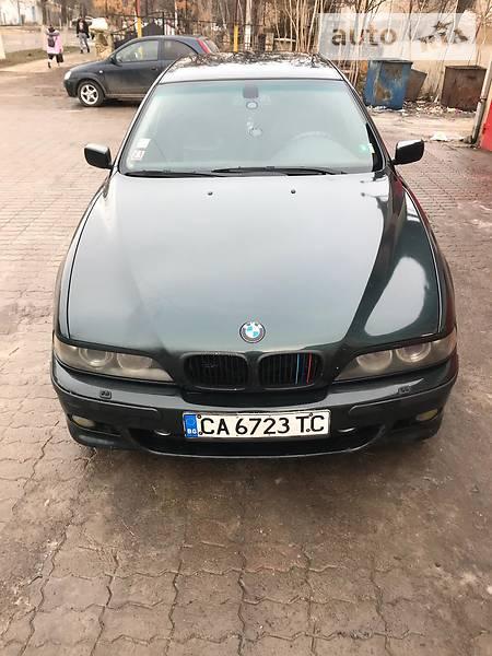 BMW 5 серия 2002 года в Одессе