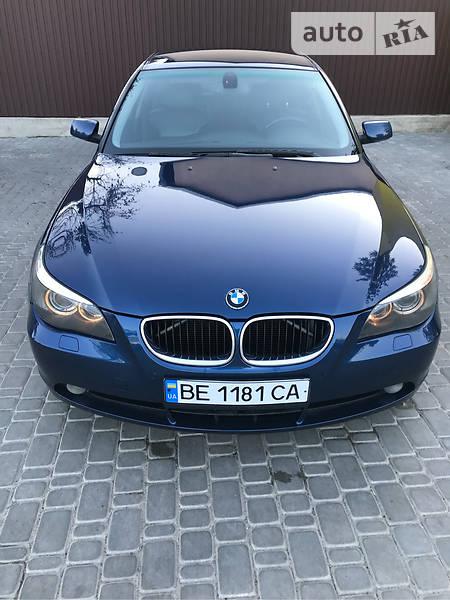 BMW 5 серия 2005 года в Николаеве