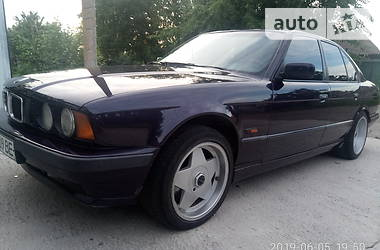 BMW 525 1989 в Верхнеднепровске