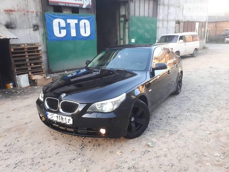 Седан BMW 525 2004 в Львові