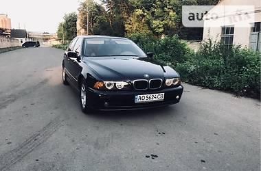 BMW 525 2002 в Ужгороде