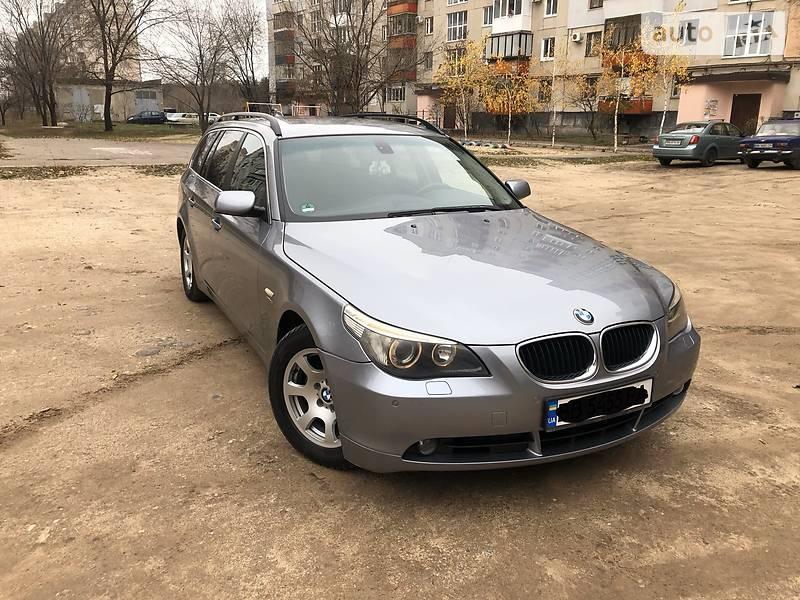 BMW 525 2006 в Северодонецке