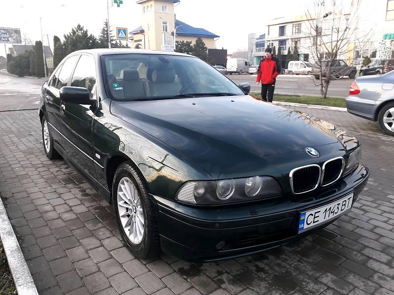 BMW 525 2002 в Черновцах
