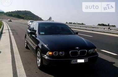 Седан BMW 525 1997 в Львове
