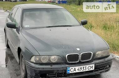 BMW 525 2002 в Черкассах