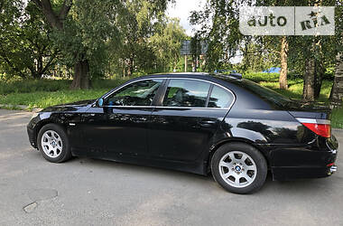 BMW 525 2004 в Черновцах