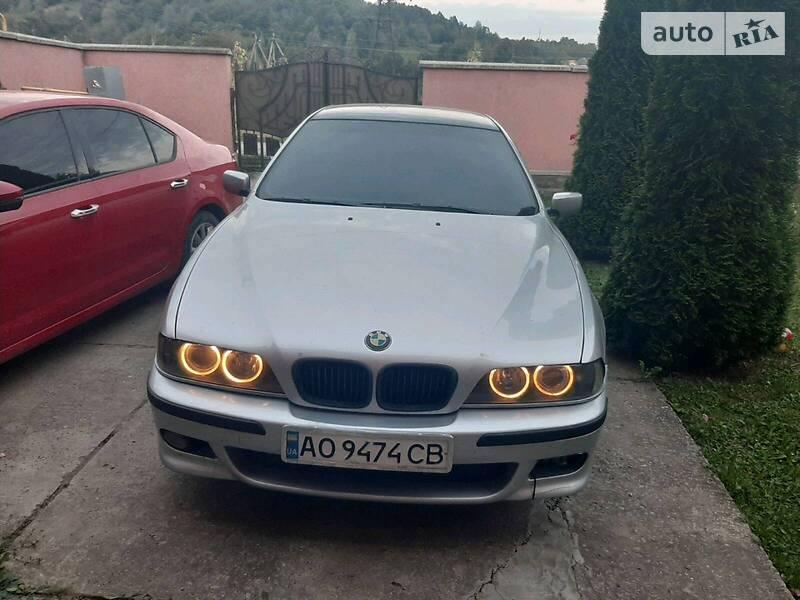 BMW 525 2000 в Иршаве
