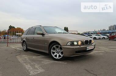 BMW 525 2003 в Харькове
