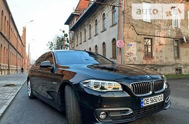BMW 525 2014 в Черновцах