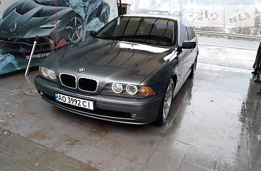BMW 525 2003 в Буковеле
