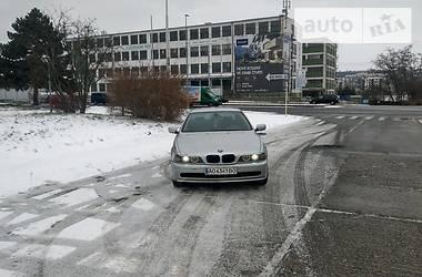 BMW 525 2002 в Иршаве
