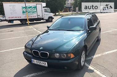 Универсал BMW 525 2002 в Броварах