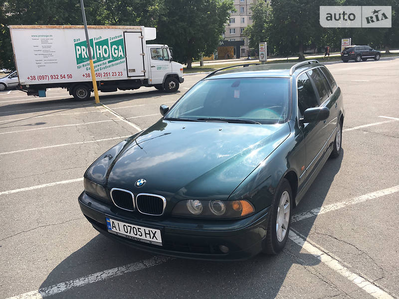BMW 525 2002 в Броварах