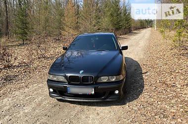 Седан BMW 525 1997 в Харькове