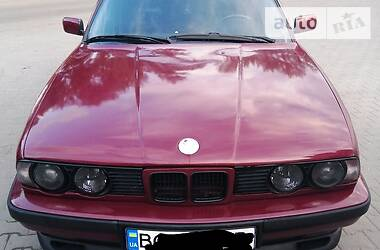 BMW 525 1989 в Львове