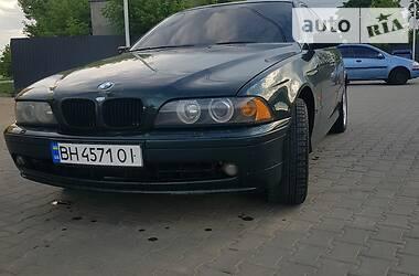Седан BMW 525 2000 в Одессе