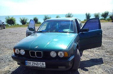 Седан BMW 525 1994 в Хмельницком