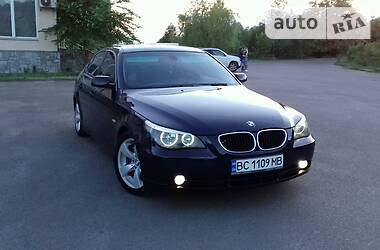 Седан BMW 525 2004 в Львове