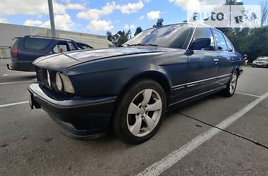 Седан BMW 525 1989 в Запорожье