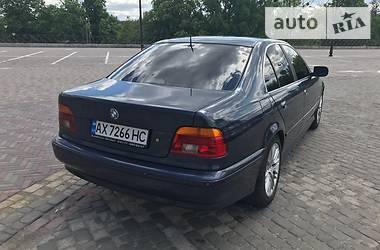 Седан BMW 525 2002 в Харькове
