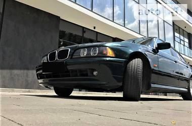 Седан BMW 525 2001 в Ужгороде
