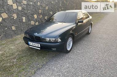 Седан BMW 525 1998 в Луцке