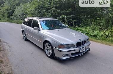 Универсал BMW 525 2002 в Черновцах